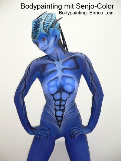 Senjo Бои за Bodypainting 250ml. TSB025