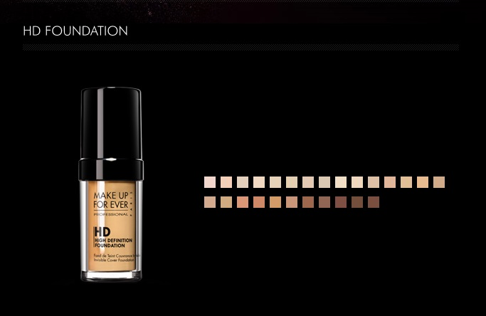 Make Up For Ever HD Fondation m378