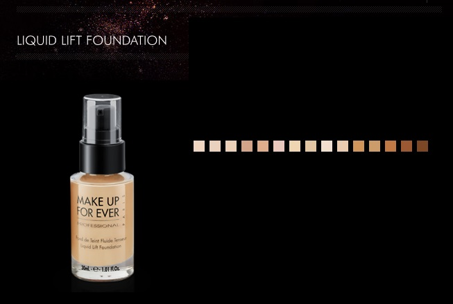 Make Up For Ever Liquid Lift Foundation m315