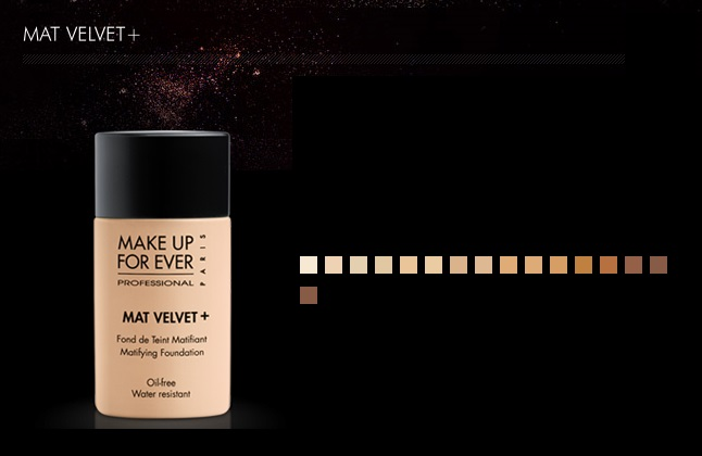 Make Up For Ever Mat Velvet+ m37000